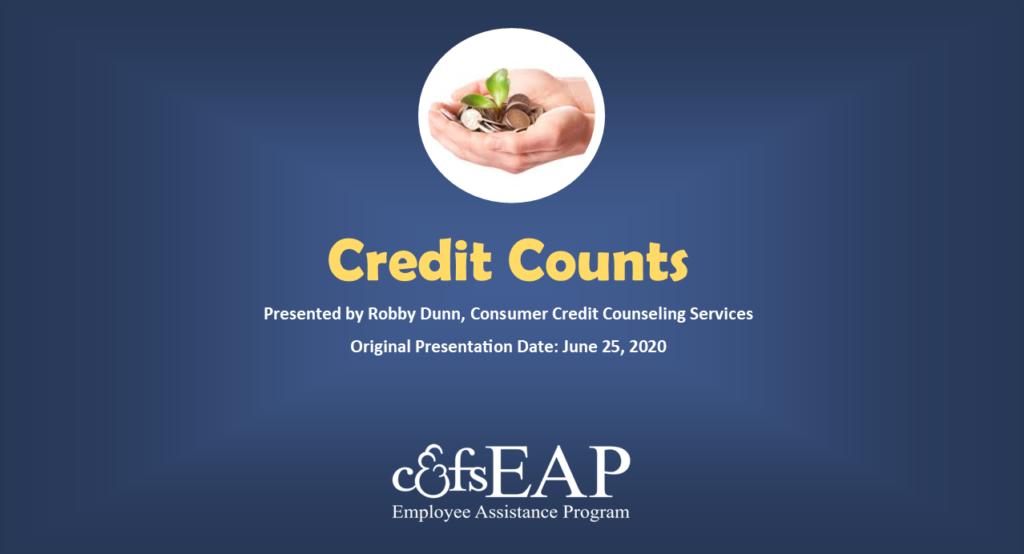 Credit Counts